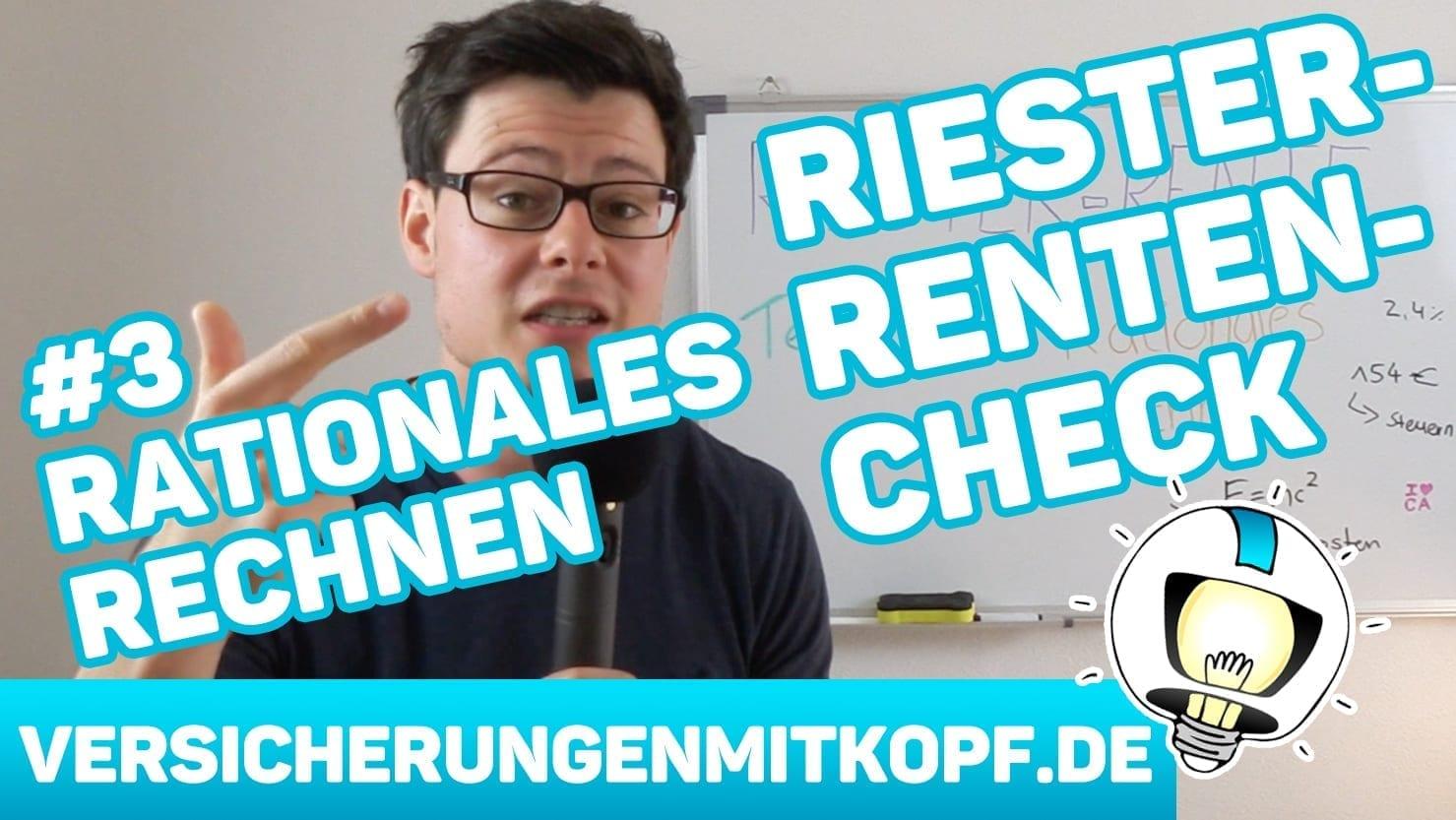 vmk thumbnail RR Teil3 Rechnen - Riester Renten Check Teil 3 – Rationales Rechenbeispiel