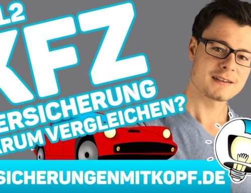 Warum KFZ-Versicherung jedes Jahr vergleichen?