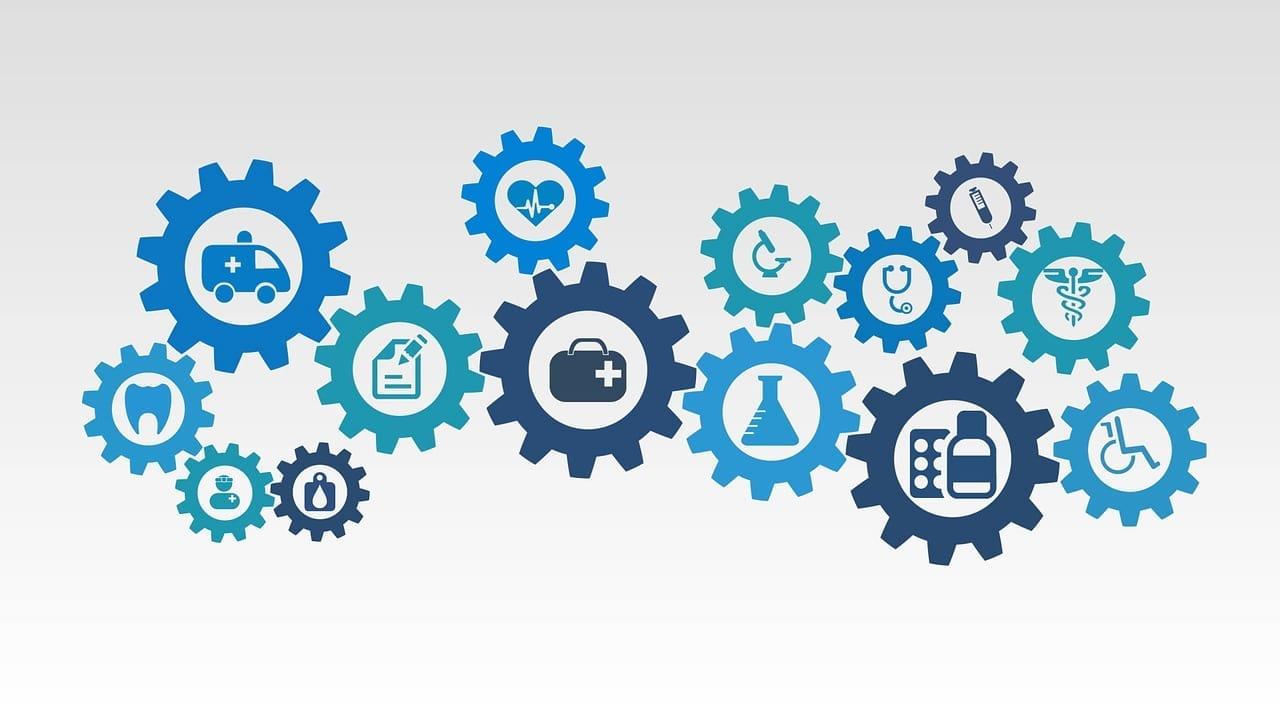 health 2082630 1280 - So experimentiert die Versicherungsbranche mit Blockchain