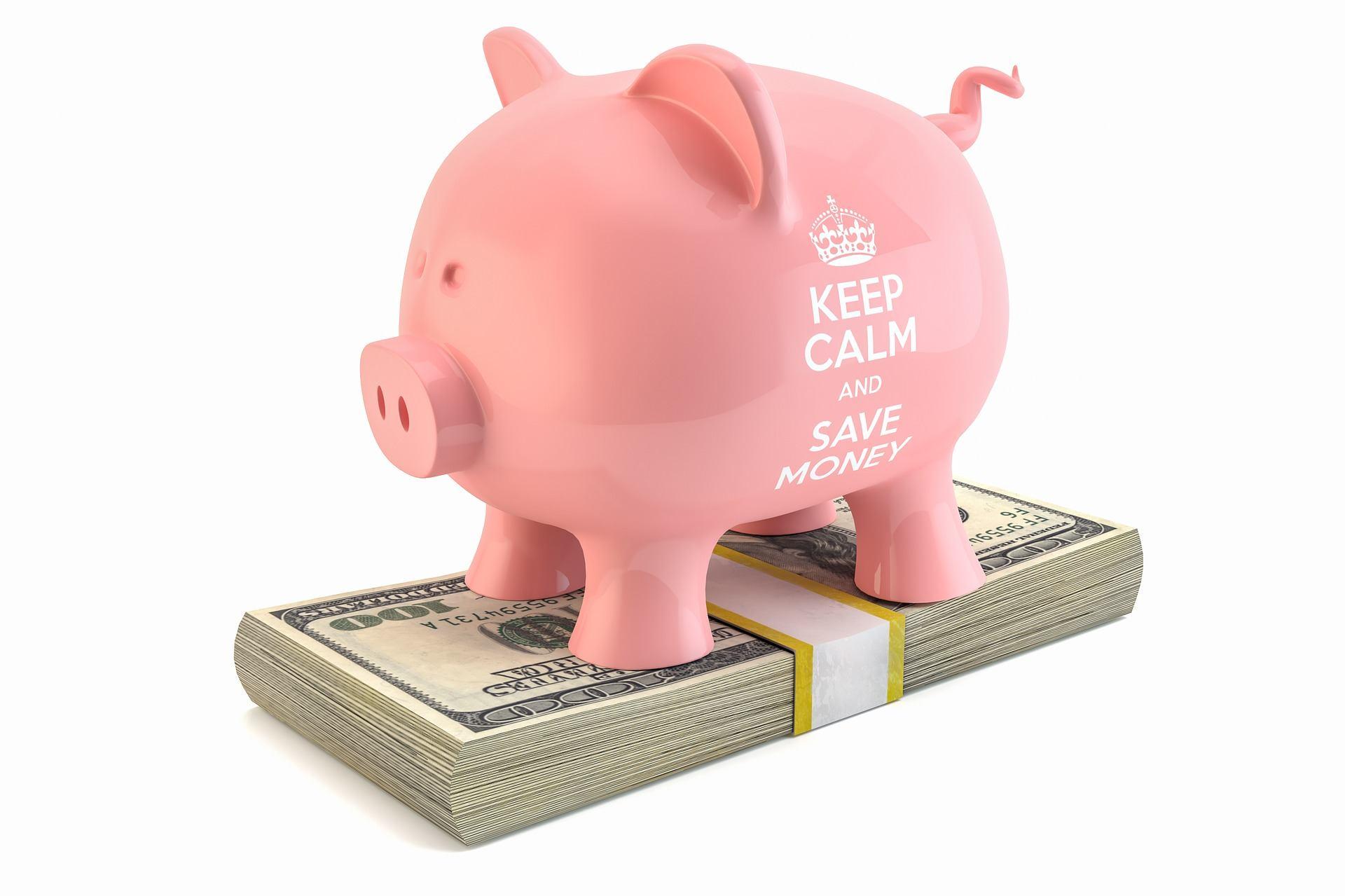 piggybank 2913293 1920 - Tagesgeldkonto | Deine EIGENE Versicherung für schlechte Zeiten