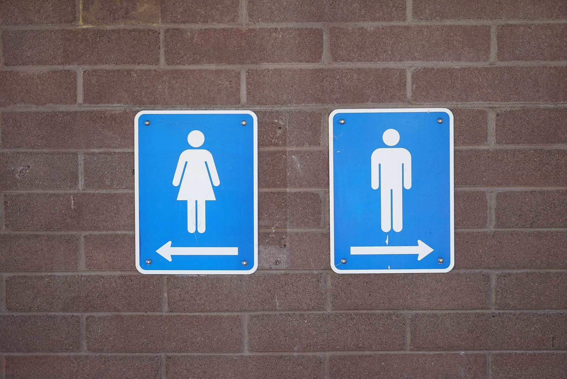wall 3087292 1920 - Unfall auf der Toilette | Gesetzliche Unfallversicherung greift nicht