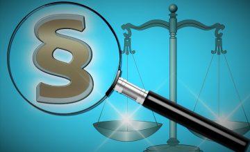 paragraph 1005411 1920 360x220 - Versteckte Klausel in der Rechtsschutzversicherung irritiert Versicherungsnehmer