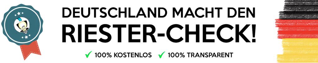 Banner RiesterCheck 1024x205 - Corona-Krise: Diese Versicherungen solltest du jetzt haben!