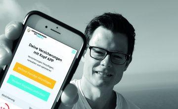 beste Versicherungsapp versicherungen mit kopf 360x220 - Versicherungs-App | Alles was du über Versicherungs-Apps wissen musst