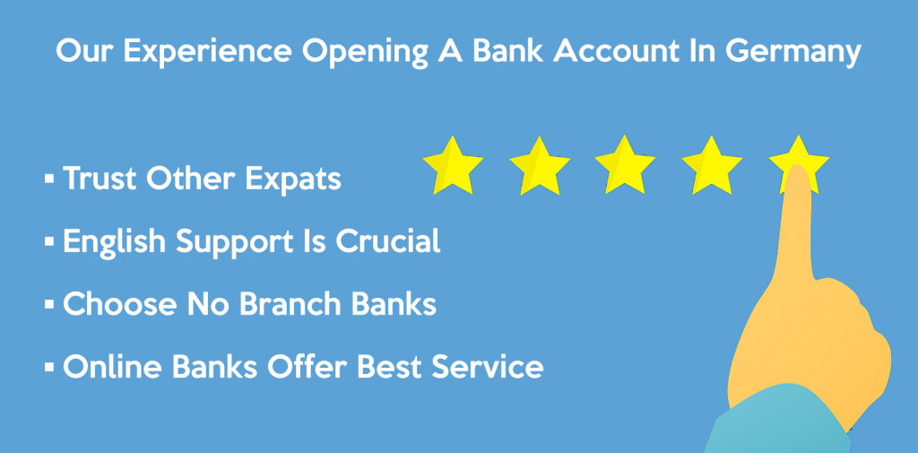 our experience open bank account 1024x505 - Opening A Bank Account in Germany | How To Open A German Bank Account