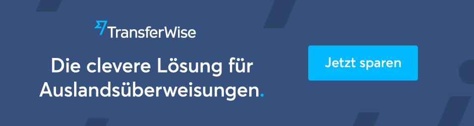 transferwise günstige auslandsüberweisung - TransferWise - Geld günstig international versenden 2019