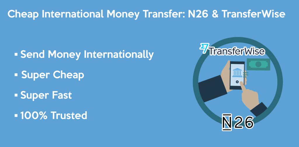 transferwise n26 1024x505 - Opening A Bank Account in Germany   How To Open A German Bank Account
