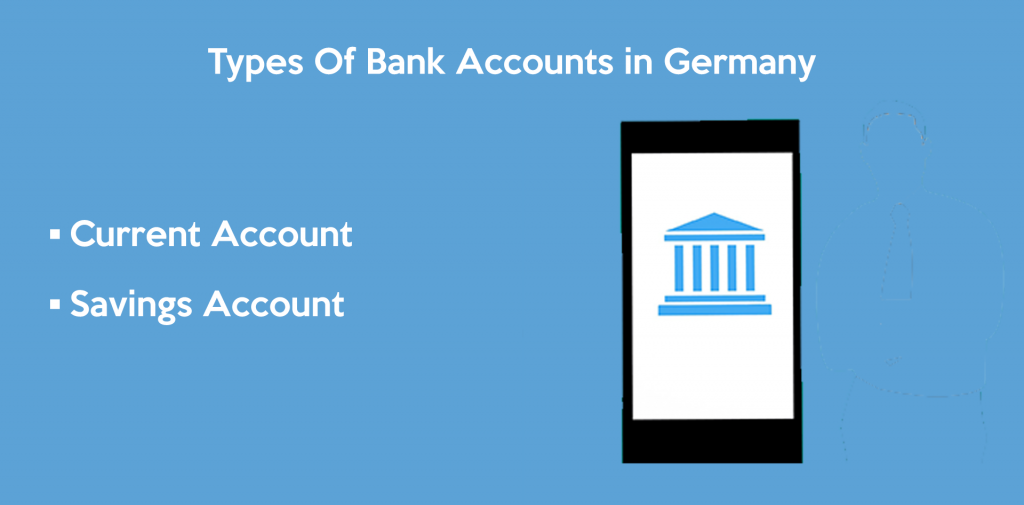 types of bankaccounts germany 1024x505 - Opening A Bank Account in Germany | How To Open A German Bank Account