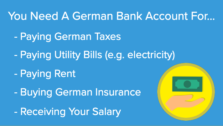 Bank Account Germany 1 1 - BANK ACCOUNT in Germany for Foreigners