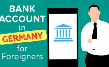 Bank Account Germany FOR foreigners