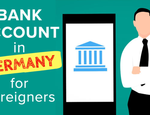 BANK ACCOUNT in Germany for Foreigners