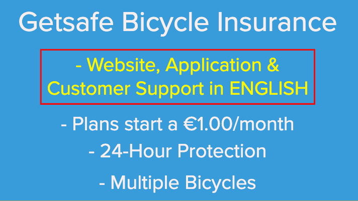 Bicycle Insurance Copy 2 - BICYCLE Insurance In Germany