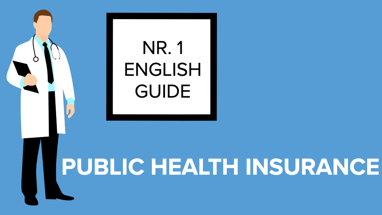 Public Health Insurance Germany | Nr. 1 Guide from A - Z ...