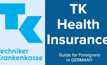 tk insurance in germany