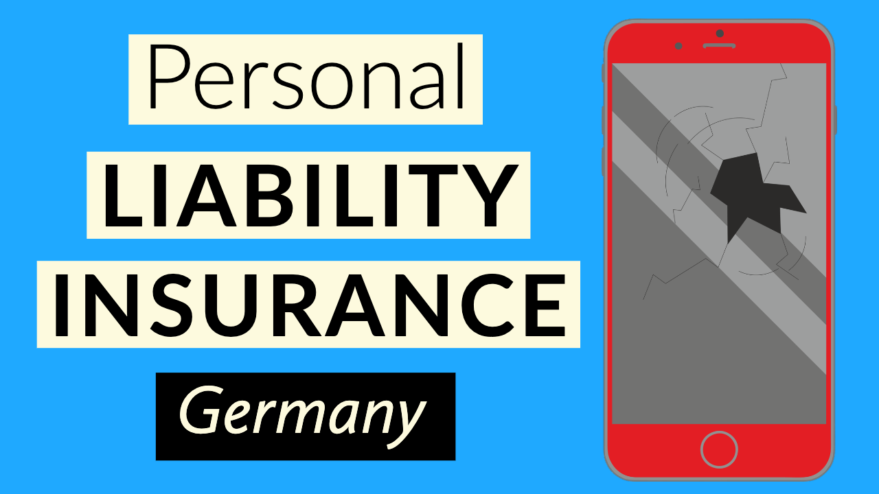 personal LIABILITY INSURANCE germany