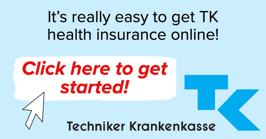 tk insurance in germany