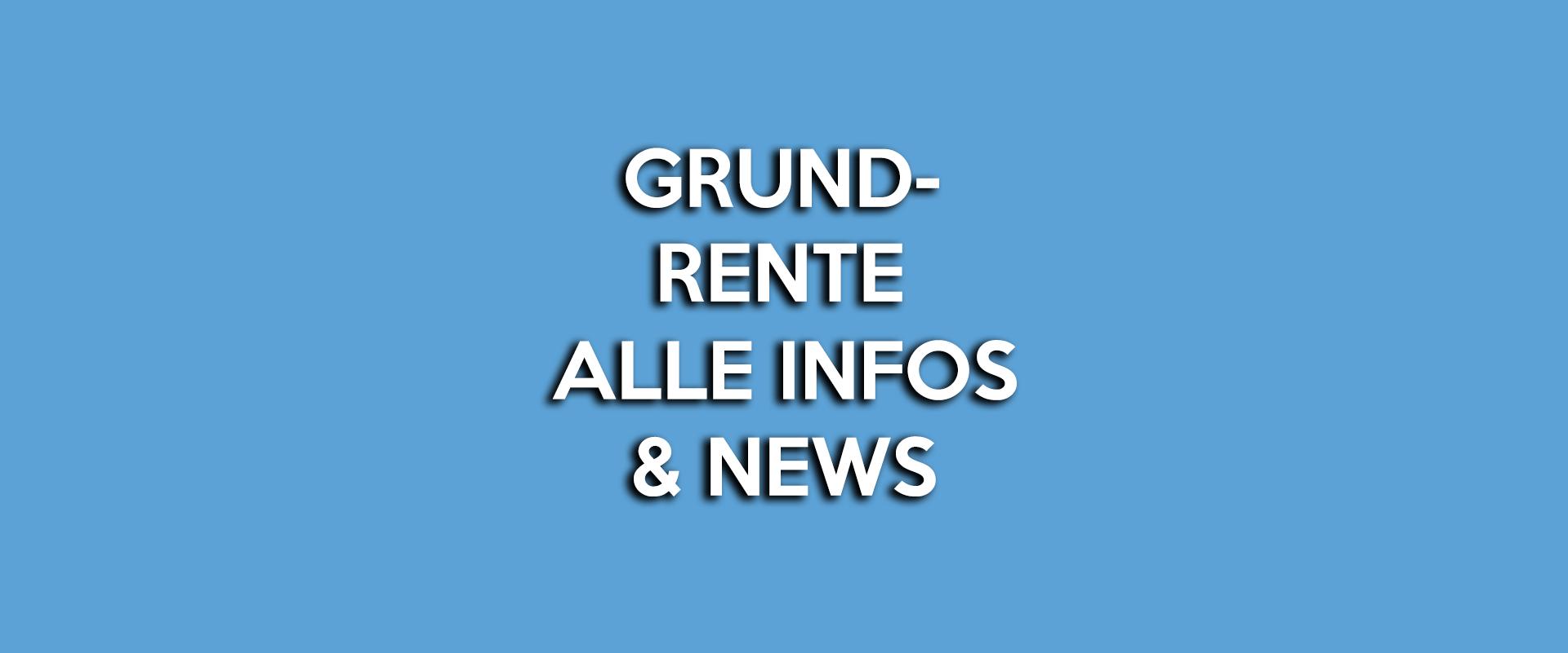 Grundrente - Blog