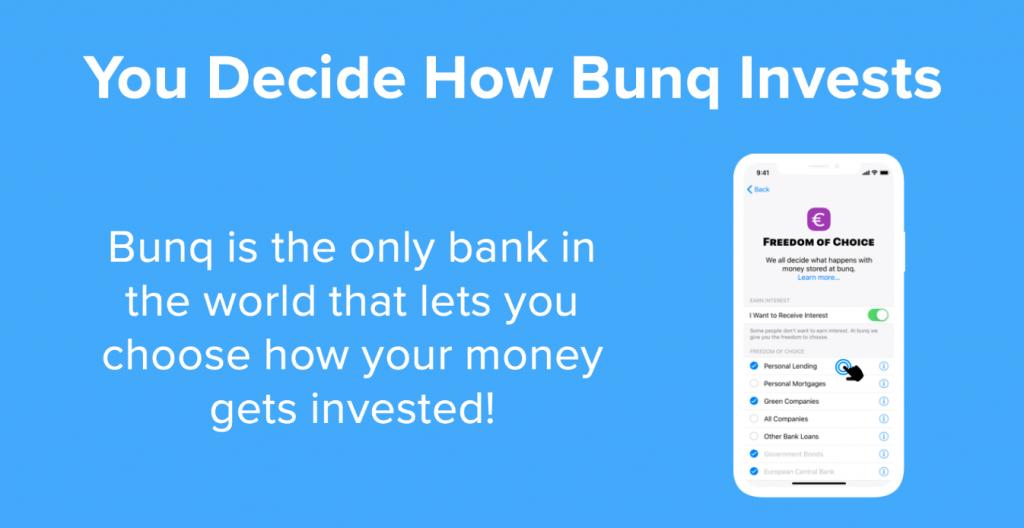 bunq account investments 1024x528 - bunq bank account