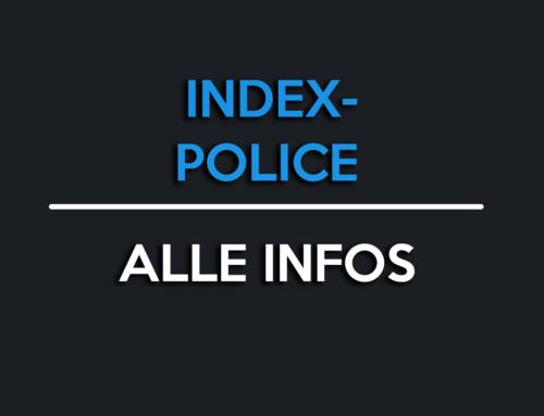 Indexpolice – sinnvoll oder nicht?