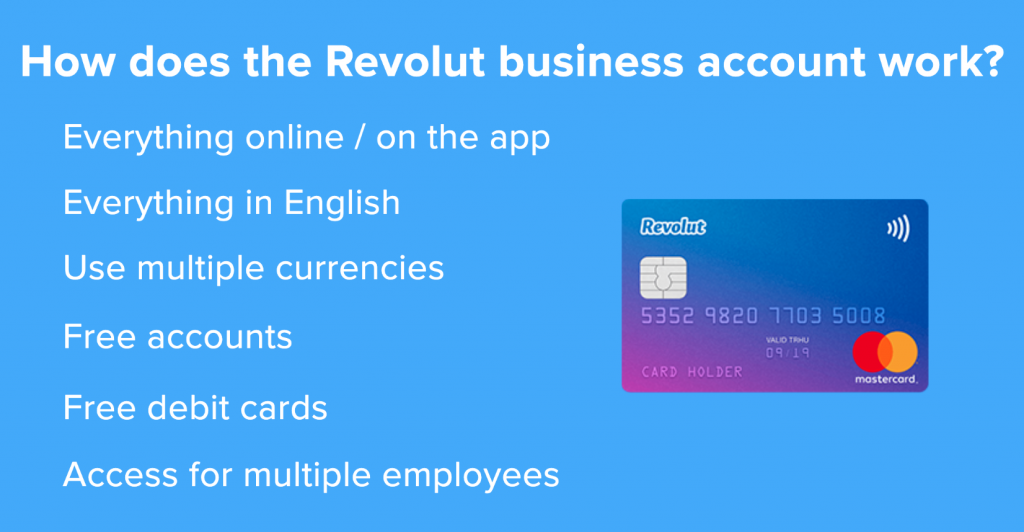 revolut business account 1024x532 - REVOLUT BUSINESS Account