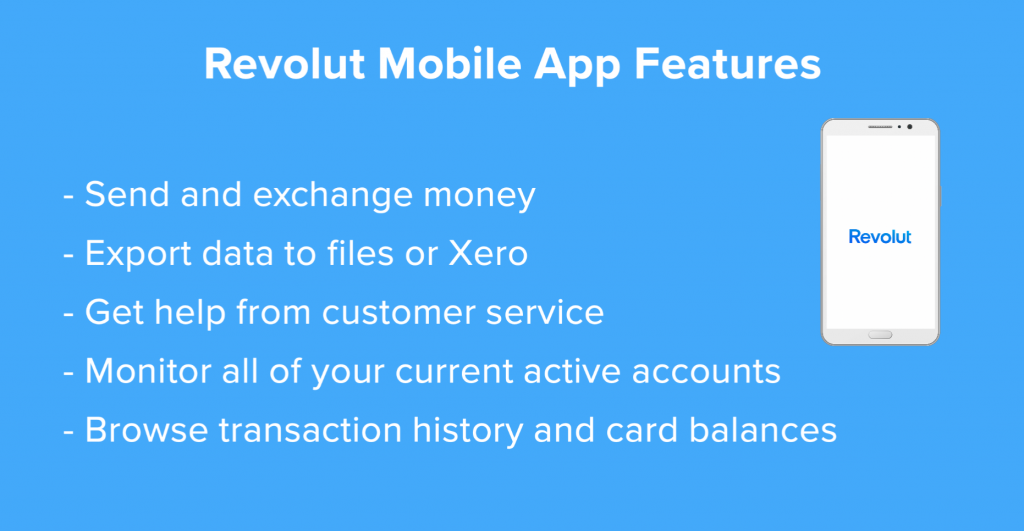 revolut business account mobile app 1024x531 - REVOLUT BUSINESS Account