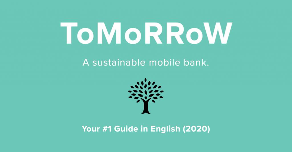 tomorrow bank 1024x532 - TOMORROW Bank Account