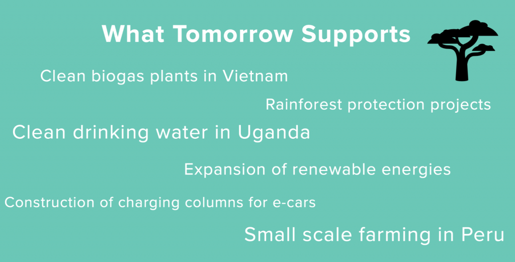 tomorrow environmental impact 1024x521 - TOMORROW Bank Account