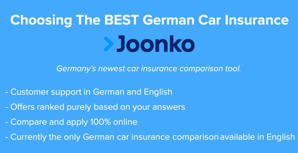 joonko german car insurance 1024x527 - CAR INSURANCE Germany