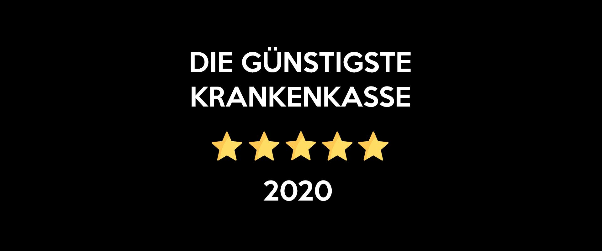 günstigste krankenkasse 2020 2021 hkk