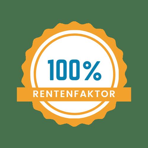 rentenfaktor riester rente 1 - Kostenloser Riester Check