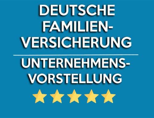 Deutsche Familienversicherung (DFV)