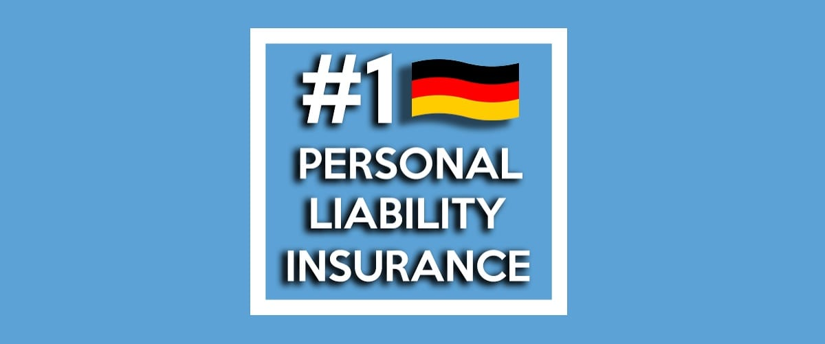 personal liability insurance germany private liability insurance - How to Get Personal Liability Insurance in Germany