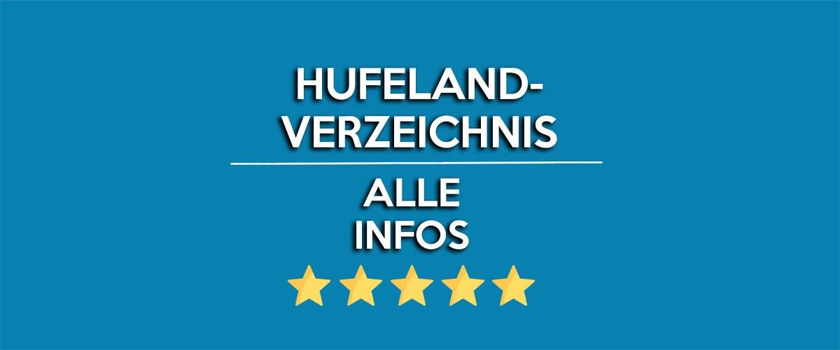 hufelandverzeichnis