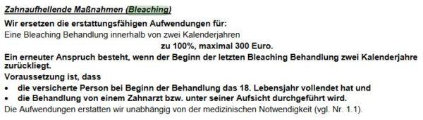 dkv zahnzusatzversicherung bleaching 600x171 - Zahnzusatzversicherung Bleaching - Unsere Tarifempfehlung (2021)